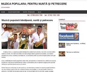 website muzica populara Dochia